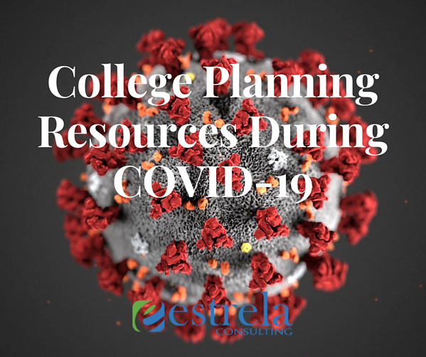 College planning resources during COVID-19