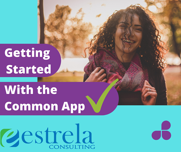 Getting Started with the Common App