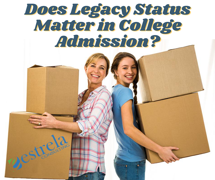 Legacy Status in College Admission