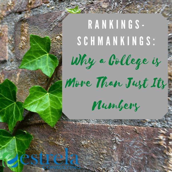 Rankings-Schmankings